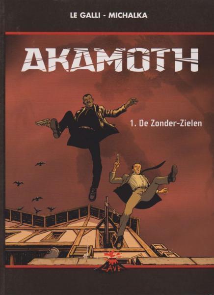 Akamoth 1 De Zonder-Zielen