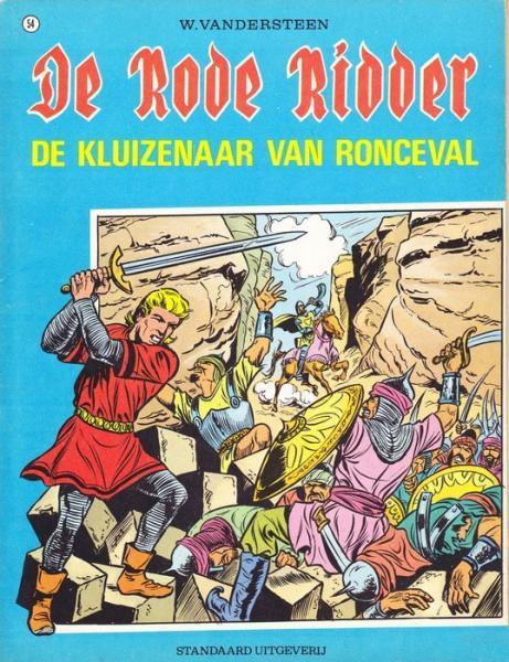 De Rode Ridder 54 De kluizenaar van Ronceval