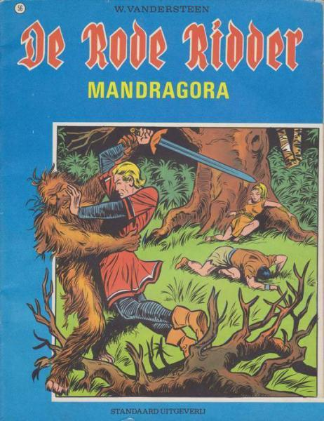 De Rode Ridder 56 Mandragora