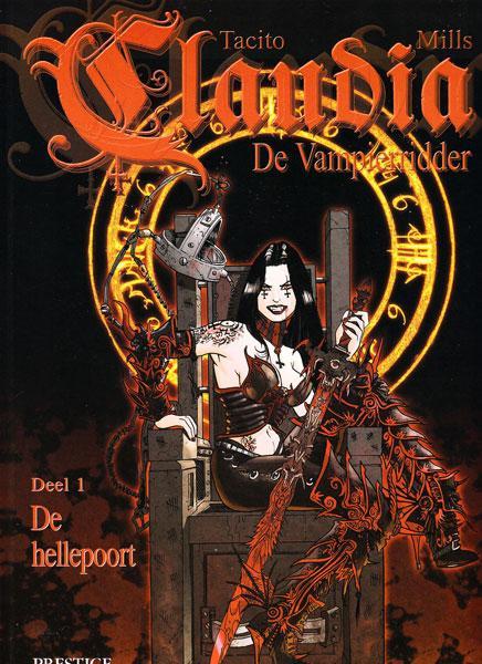 Claudia de vampierridder 1 De hellepoort