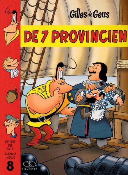 Gilles de Geus 8 De 7 Provinciën