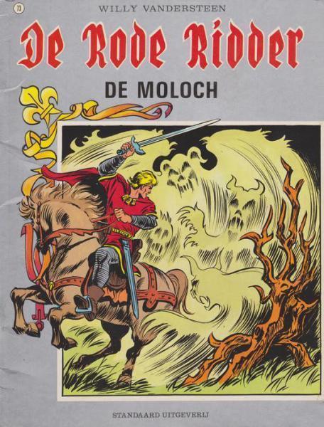 De Rode Ridder 73 De moloch