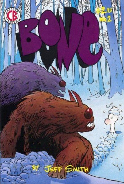 Bone (Cartoon Books/Image)