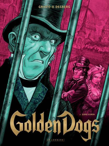 Golden Dogs 3 Judge Aaron