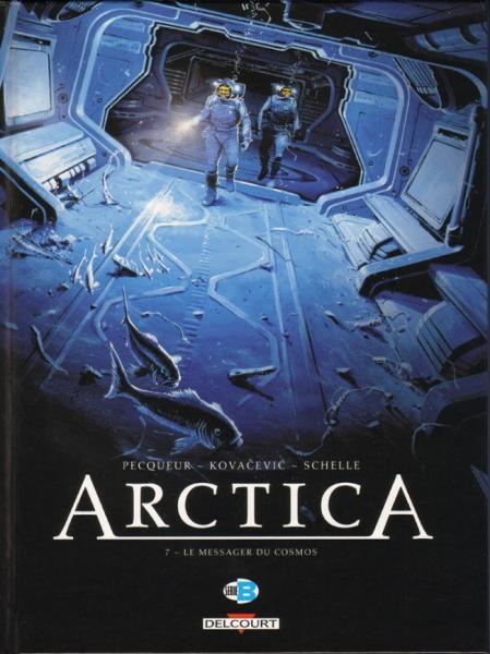 Arctica 7 Le messager du cosmos
