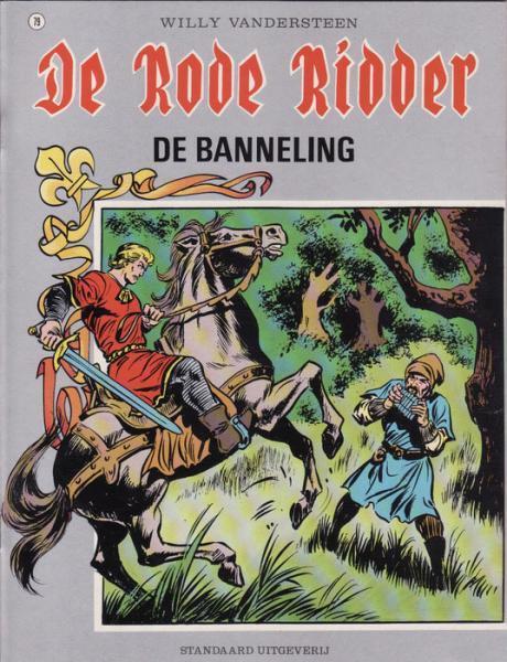 De Rode Ridder 79 De banneling
