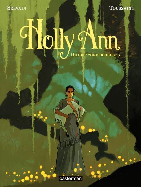 Holly Ann 1 De geit zonder hoorns