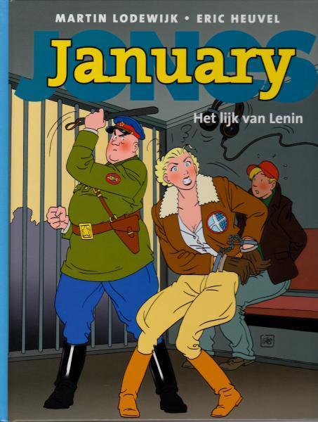January Jones 7 Het lijk van Lenin