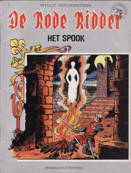 De Rode Ridder 83 Het spook