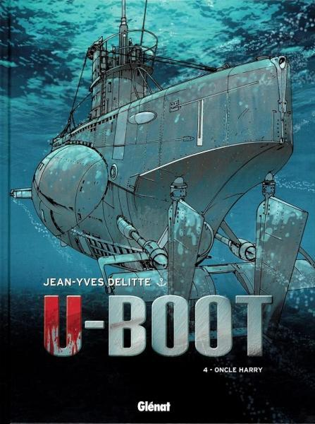 U-Boot (12Bis Franse uitgave) 4 Oncle Harry