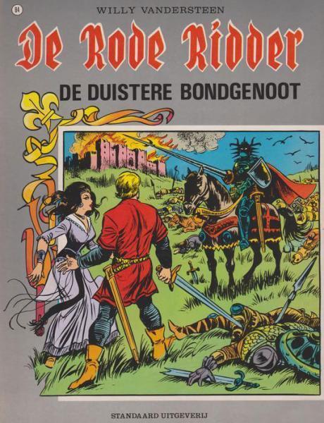 De Rode Ridder 84 De duistere bondgenoot