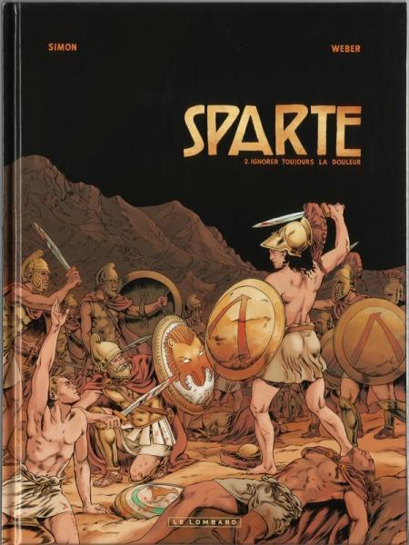 Sparta 2 Ignorer toujours la douleur