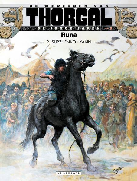 De werelden van Thorgal - De jonge jaren 3 Runa