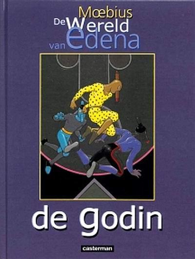 De wereld van Edena 3 De godin
