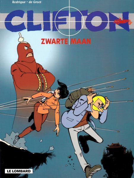 Clifton 19 Zwarte maan