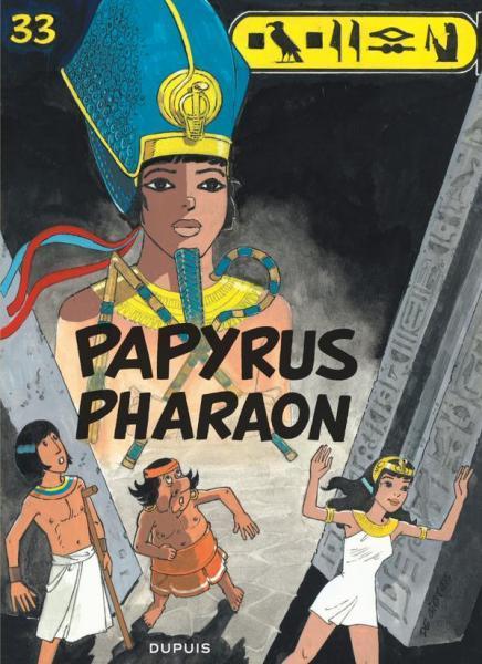 Papyrus 33 Papyrus pharaon