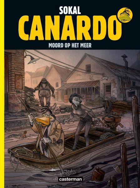 Inspecteur Canardo 23 Moord op het meer