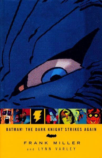 Batman: The Dark Knight Strikes Again INT 1 Batman: The Dark Knight Strikes Again