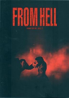 From Hell (Vliegende Hollander) 2 Vanuit de hel, deel 2