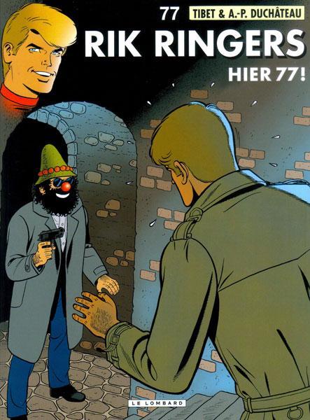Rik Ringers 77 Hier 77!