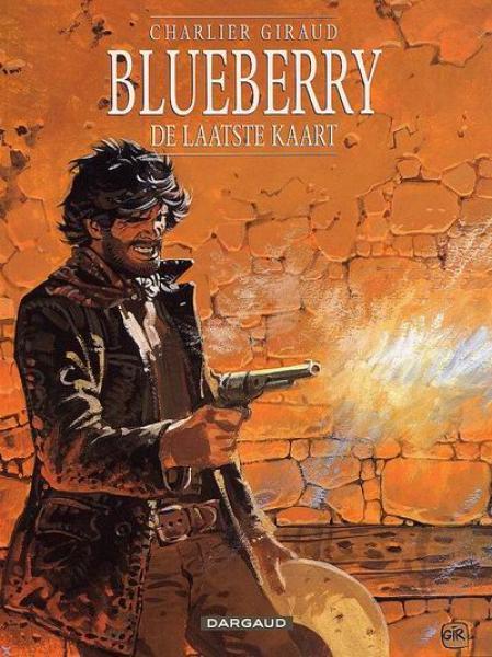 Blueberry (Nederlands) 21 De laatste kaart