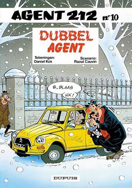 Agent 212 10 Dubbel agent