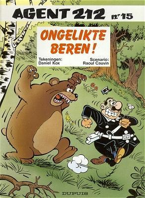 Agent 212 15 Ongelikte beren!