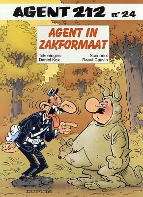 Agent 212 24 Agent in zakformaat