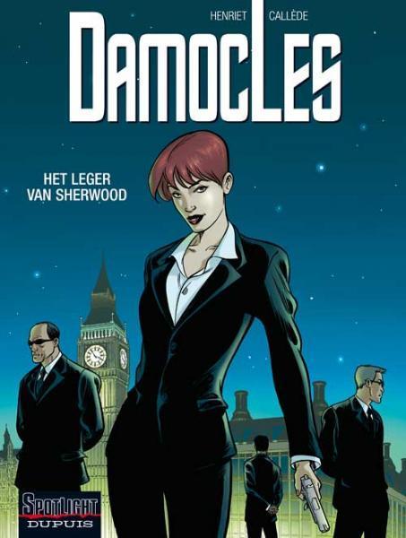 Damocles 1 Het leger van Sherwood