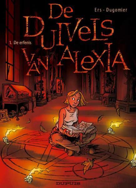 De duivels van Alexia 1 De erfenis