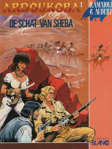 Ardoukoba 1 De schat van Sheba