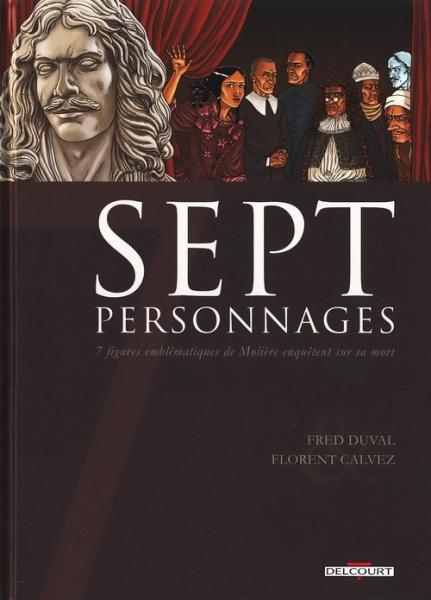 Sept 9 Sept personnages