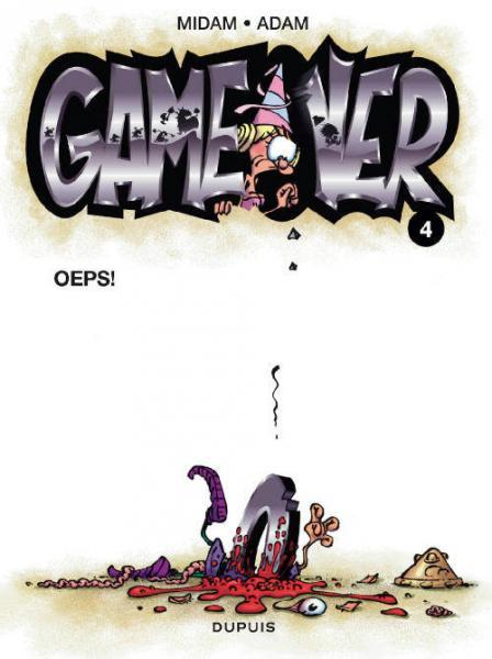 Game over 4 Oeps!