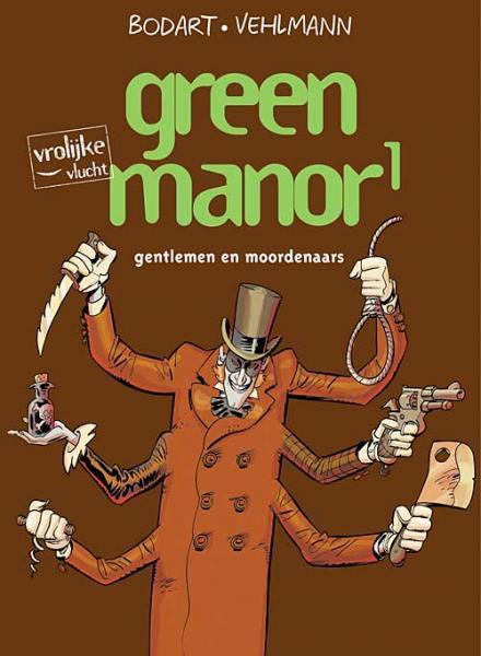 Green Manor 1 Gentlemen en moordenaars
