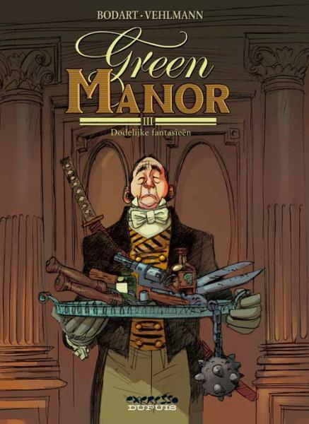 Green Manor 3 Dodelijke fantasieën