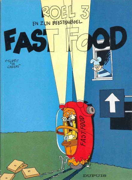 Roel en zijn Beestenboel A3 Fast food