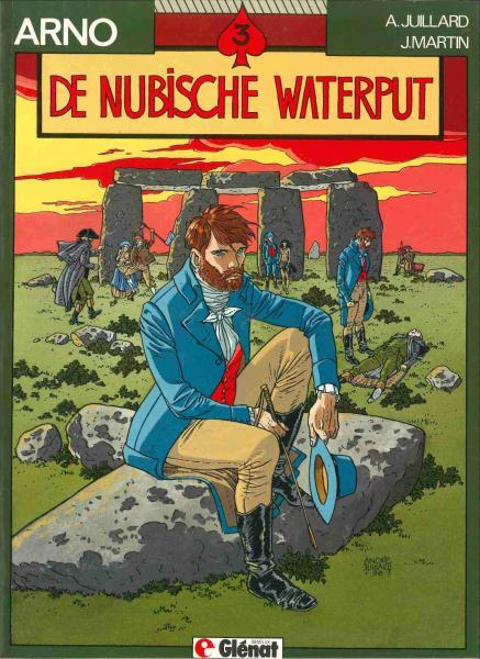 Arno 3 De Nubische waterput