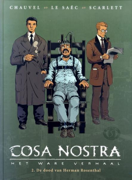 Cosa Nostra - Het ware verhaal 2 De dood van Herman Rosenthal