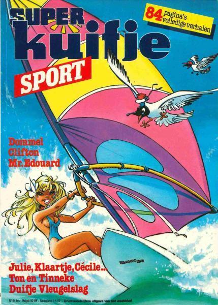 Super Kuifje 34 Sport