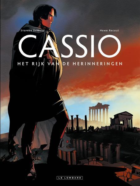 Cassio 9 Het rijk van de herinneringen