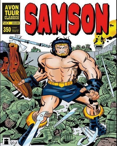 Samson (Windmill) 1 Deel 1