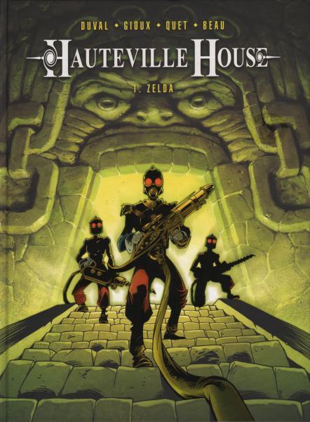 Hauteville House 1 Zelda