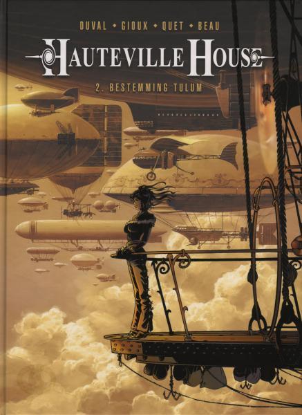 Hauteville House 2 Bestemming Tulum