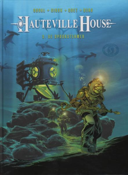 Hauteville House 3 De spooksteamer