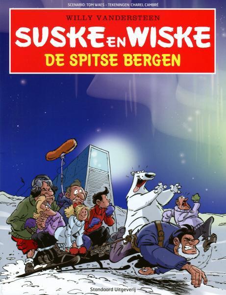 Suske en Wiske: SOS Kinderdorpen 1 De spitse bergen