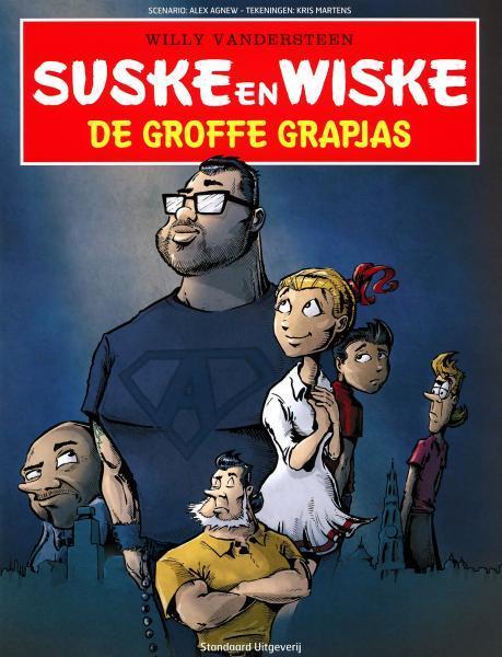 Suske en Wiske: SOS Kinderdorpen 5 De groffe grapjas