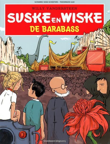 Suske en Wiske: SOS Kinderdorpen 6 De Barabass