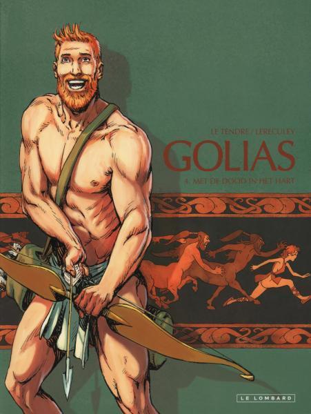 Golias 4 Met de dood in het hart