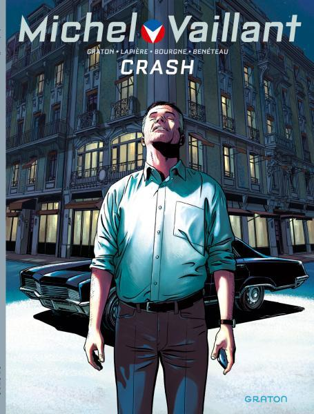Michel Vaillant (Nieuw seizoen) 4 Crash