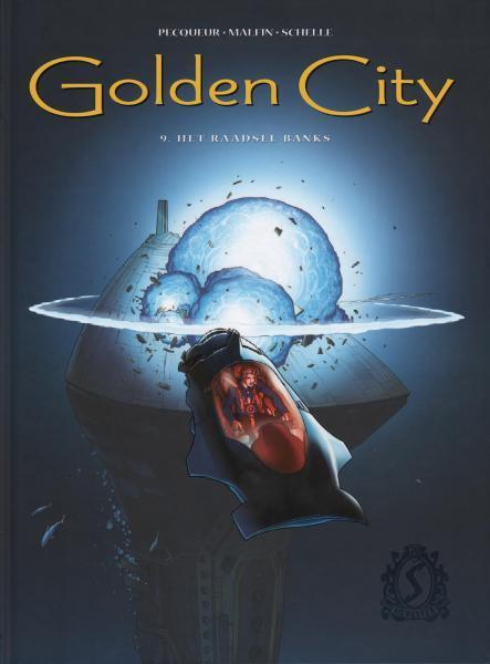 Golden City 9 Het raadsel Banks